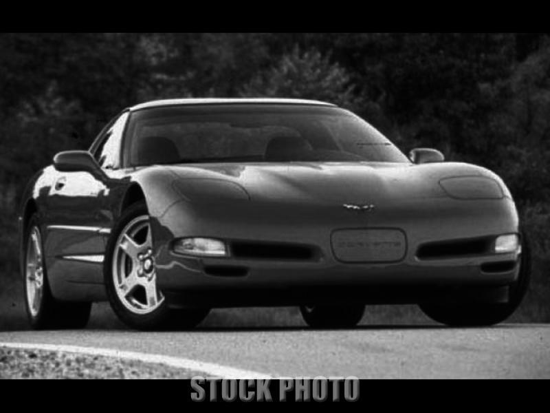 Fairfield Ohio 1997 Black Corvette