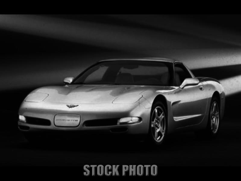 Used 1998 Chevrolet Corvette
