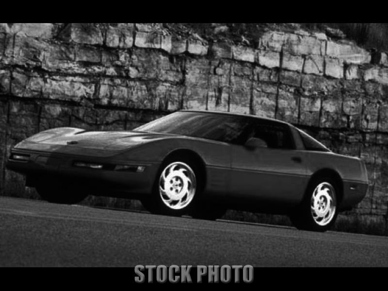 1991 Chevrolet Corvette Base Hatchback 2-Door 5.7L