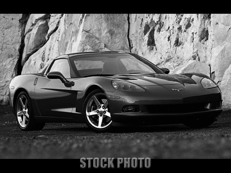 Used 2005 Chevrolet Corvette Corvette