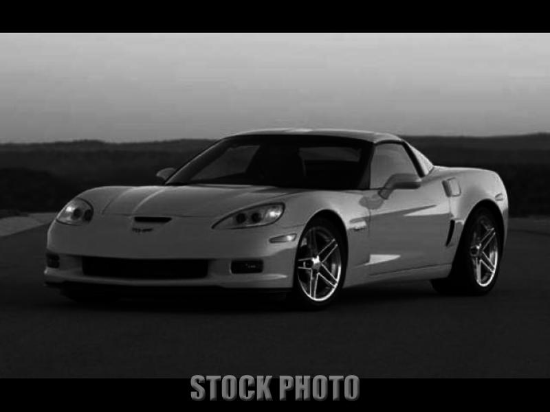 Little Elm Texas 2006  Corvette