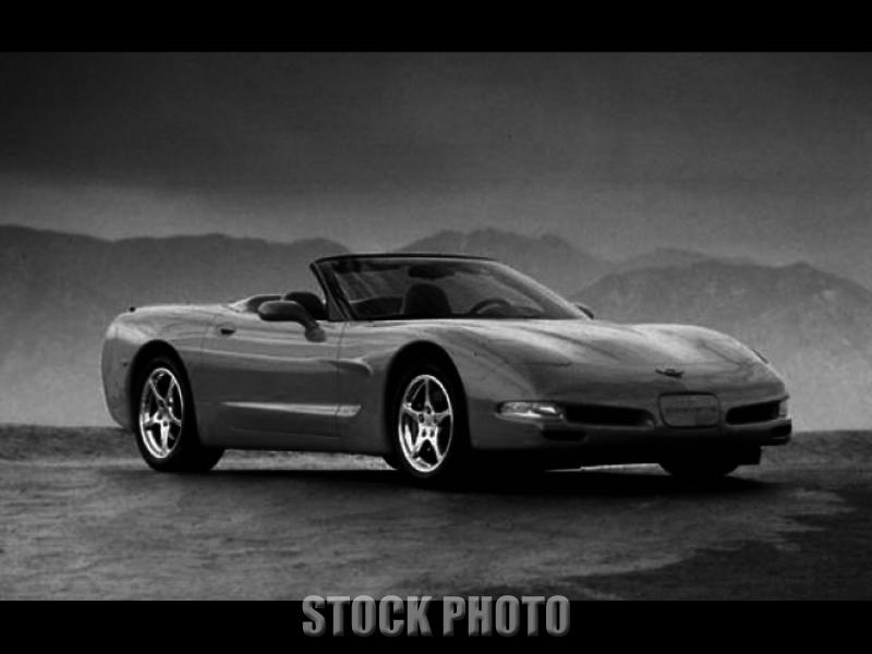 Used 2001 Chevrolet Corvette