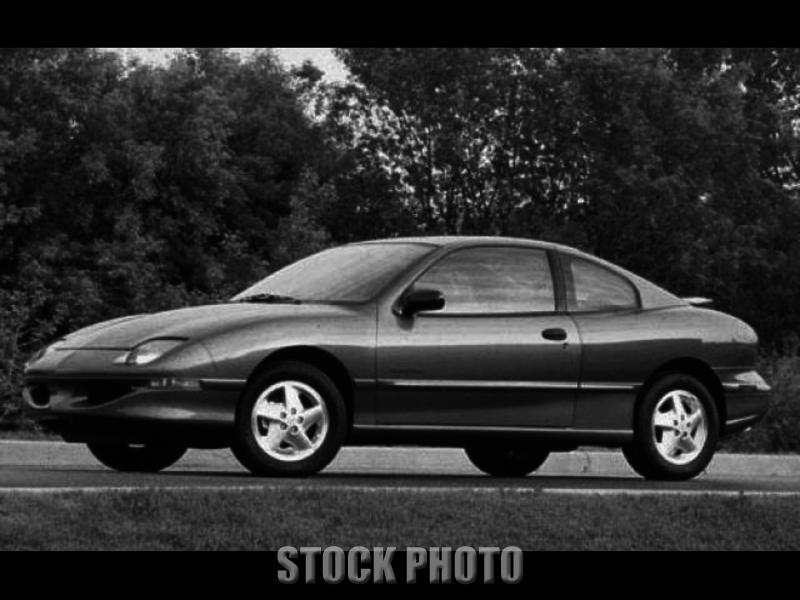 Used 1997 Pontiac Sunfire SE