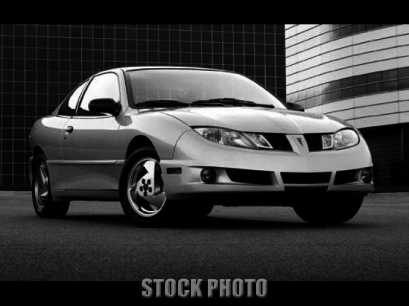 Used 2004 Pontiac Sunfire Base