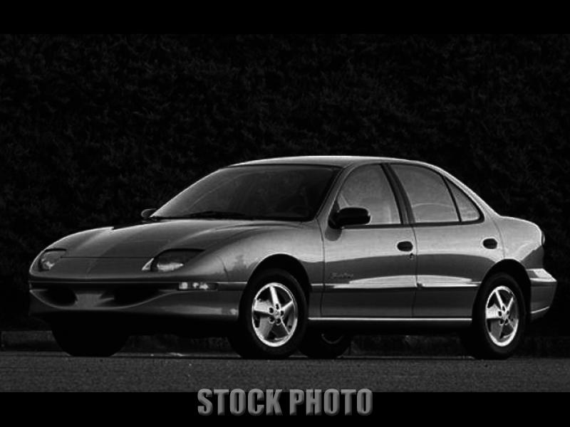 Used 2002 Pontiac Sunfire SE Sedan 4D