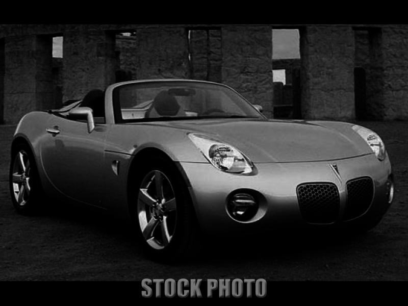 Used 2007 Pontiac Solstice Base