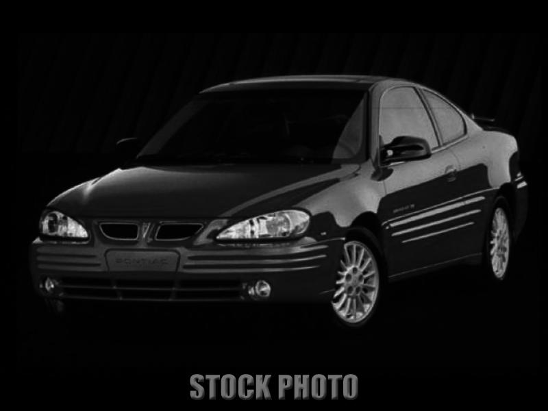 Used 1999 Pontiac Grand Am 2dr Cpe SE2