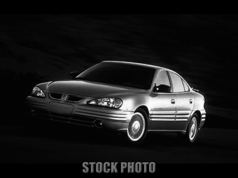 Used 1999 Pontiac Grand Am SE2 sedan