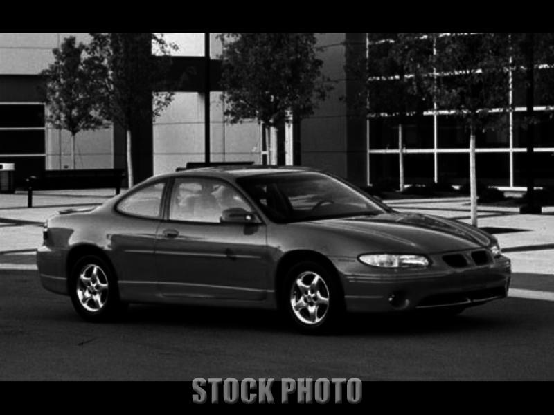 Used 2000 Pontiac Grand Prix GT