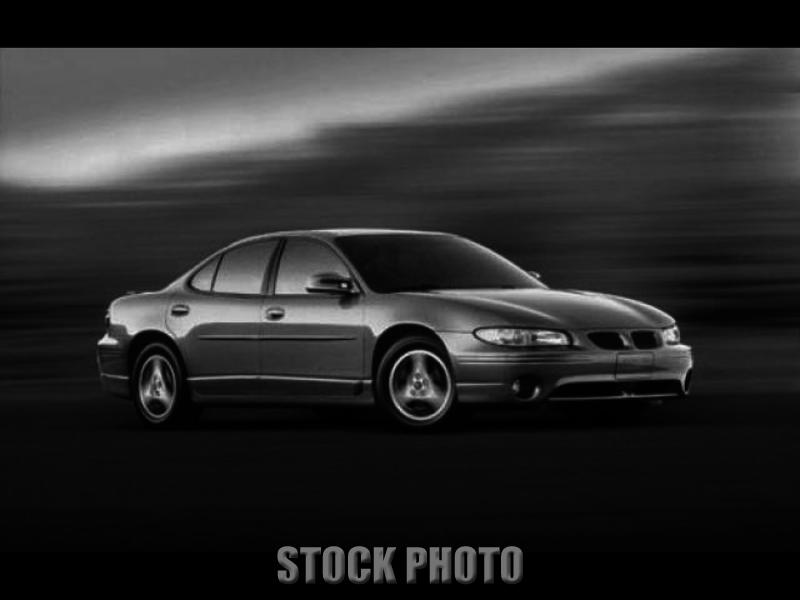 Used 2002 Pontiac Grand Prix GT
