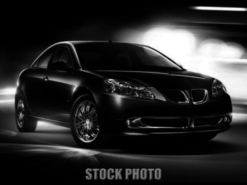 Used 2008 Pontiac G6 Sedan