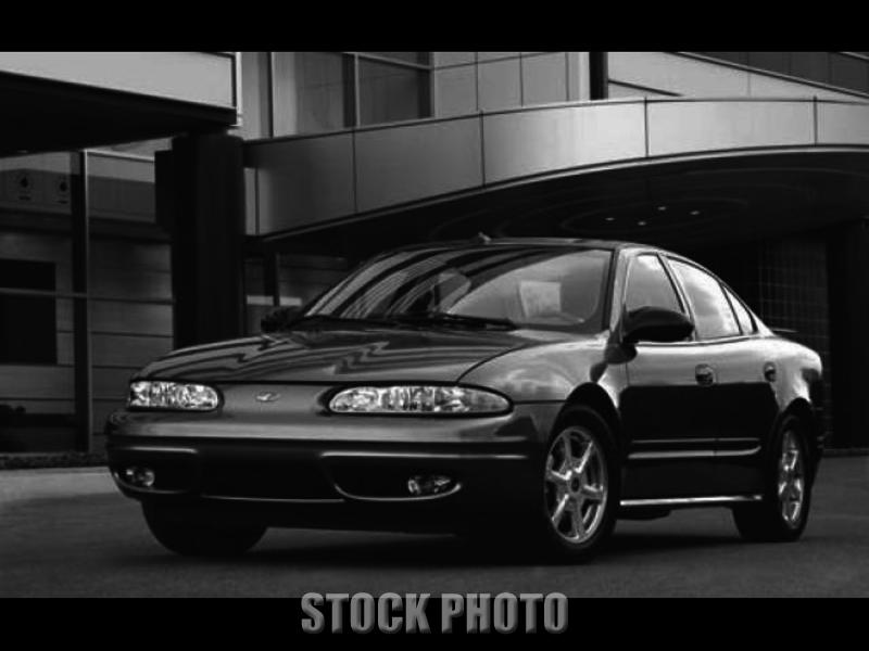 Used 2003 Oldsmobile Alero GL GL1