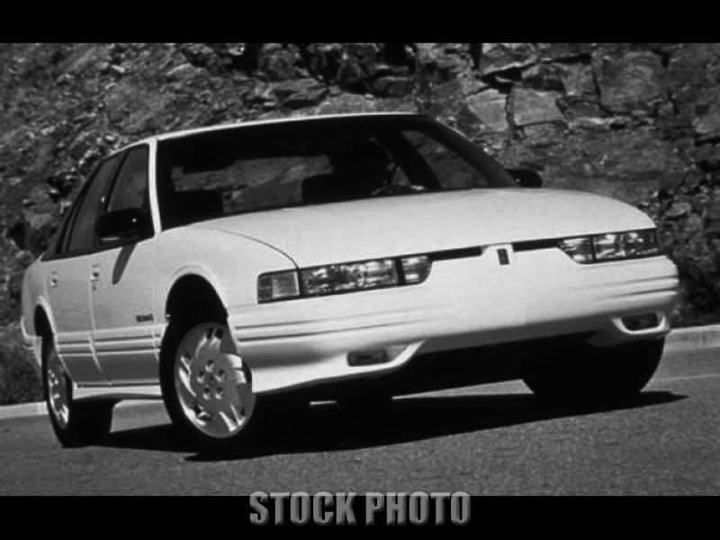 Used 1993 Oldsmobile Cutlass Supreme