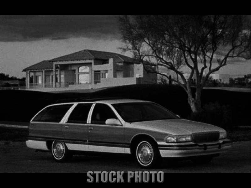 1993 Buick Roadmaster Estate Wagon 3rd row seats Mild Custom Belltech Spindles