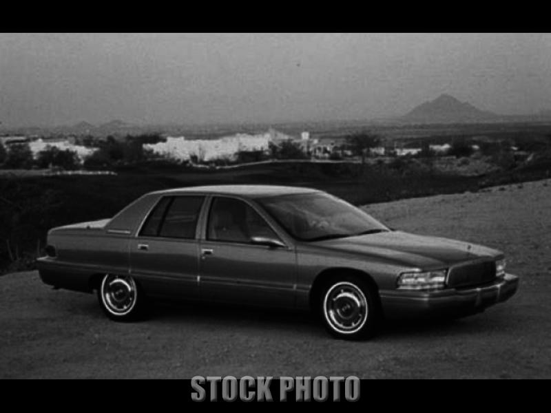 Used 1995 Buick Roadmaster Limited