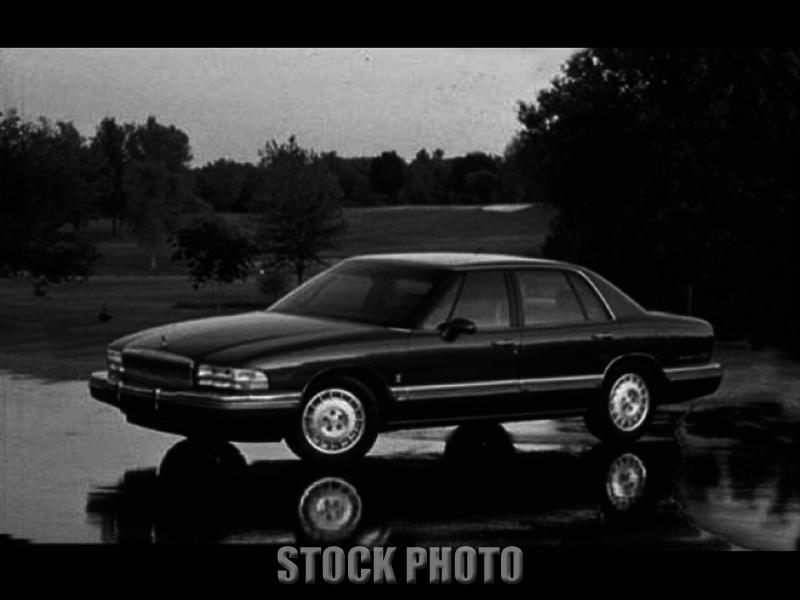 Used 1995 Buick PARK AVENUE Ultra Supercharged
