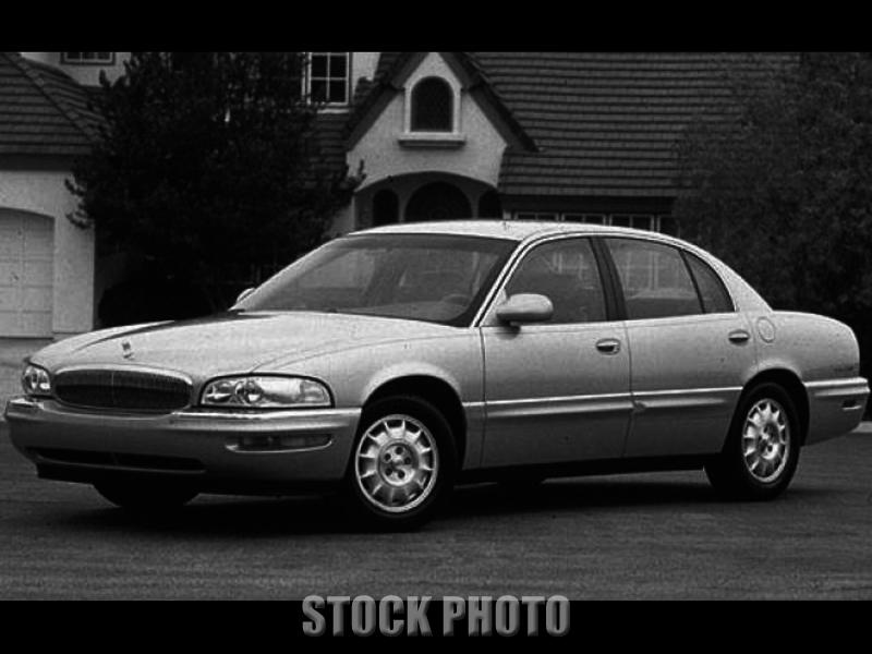 Used 1998 Buick Park Avenue 4 Door Sedan