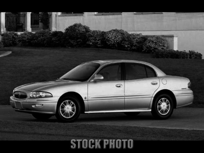Used 2002 Buick LeSabre CUSTOM SEDAN