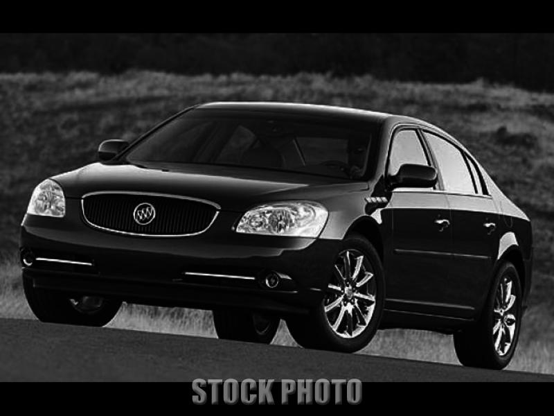 Used 2007 Buick Lucerne 4-Door Sedan V6 CX