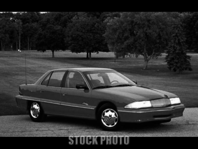 Used 1993 Buick Skylark 4dr Sedan Custom