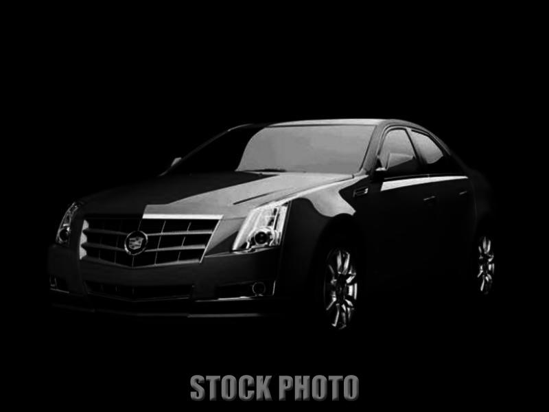 Used 2009 Cadillac CTS 4dr Sdn RWD w/1SA