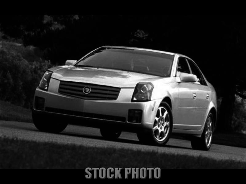 Used 2003 Cadillac CTS Base