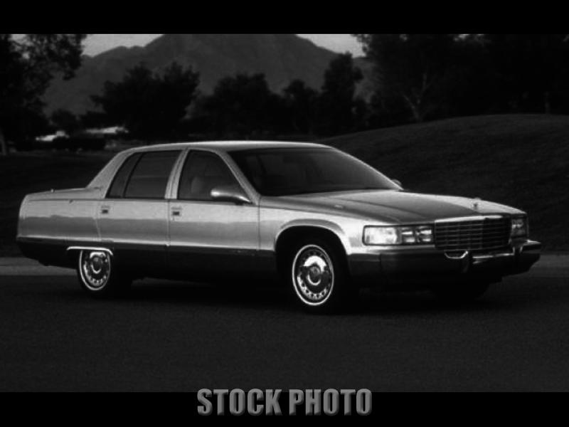 Used 1996 Cadillac Fleetwood