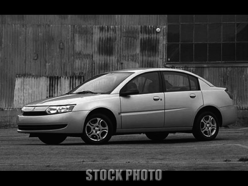 Used 2004 Saturn Ion ION 2 4dr Sdn Auto