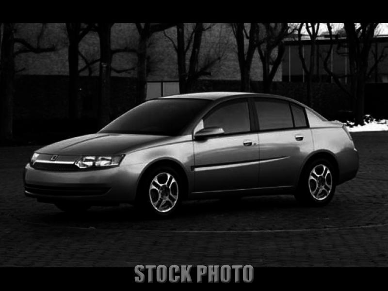 Used 2003 Saturn Ion ION 3 4dr Sdn Auto