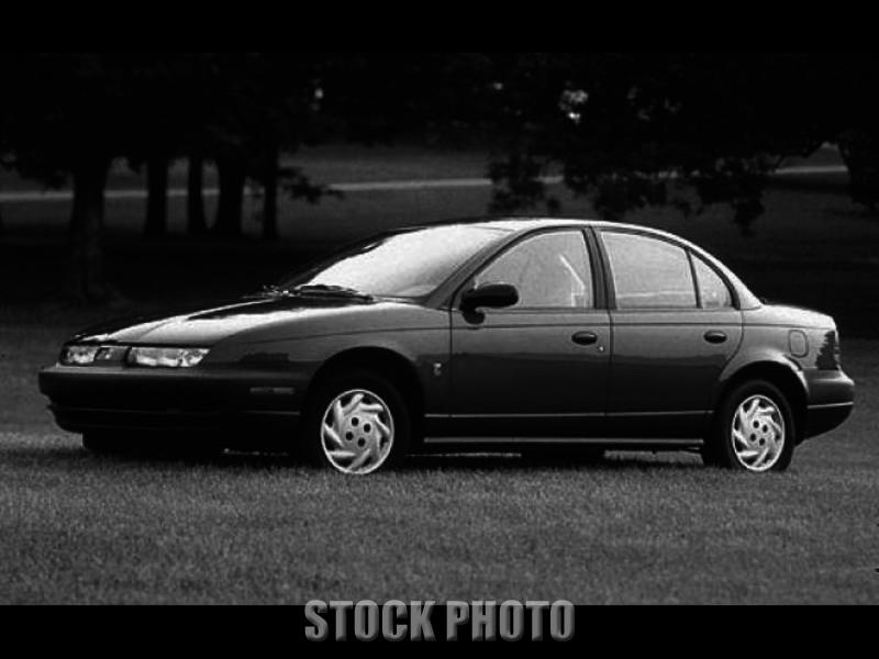 Used 1999 Saturn S-Series SL
