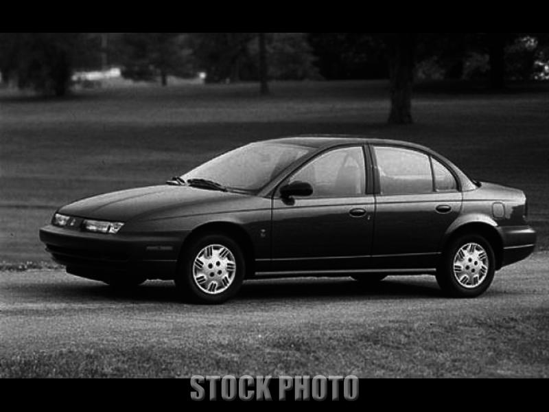 Used 1999 Saturn Saturn SL2