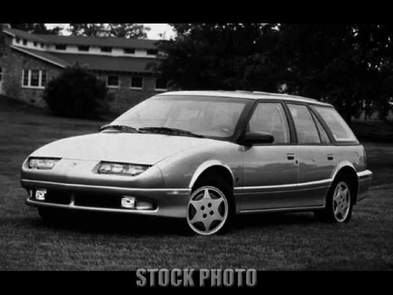 Used 1994 Saturn SW 4dr Wagon SW2 4-Spd Auto