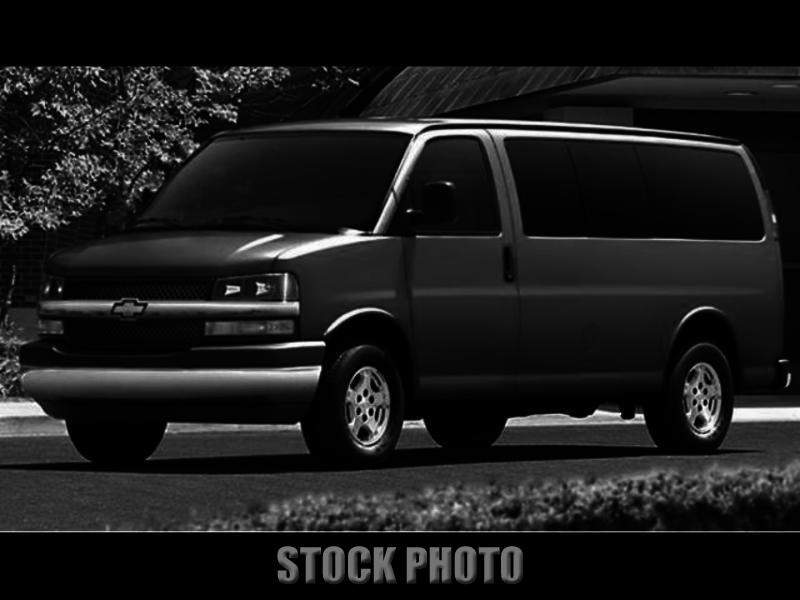 Used 2008 Chevrolet Express