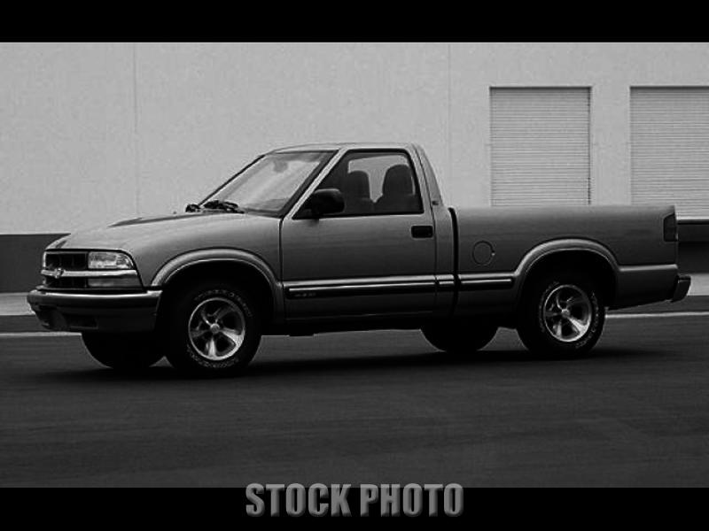 Used 2002 Chevrolet S-10 LS Long Bed 2WD
