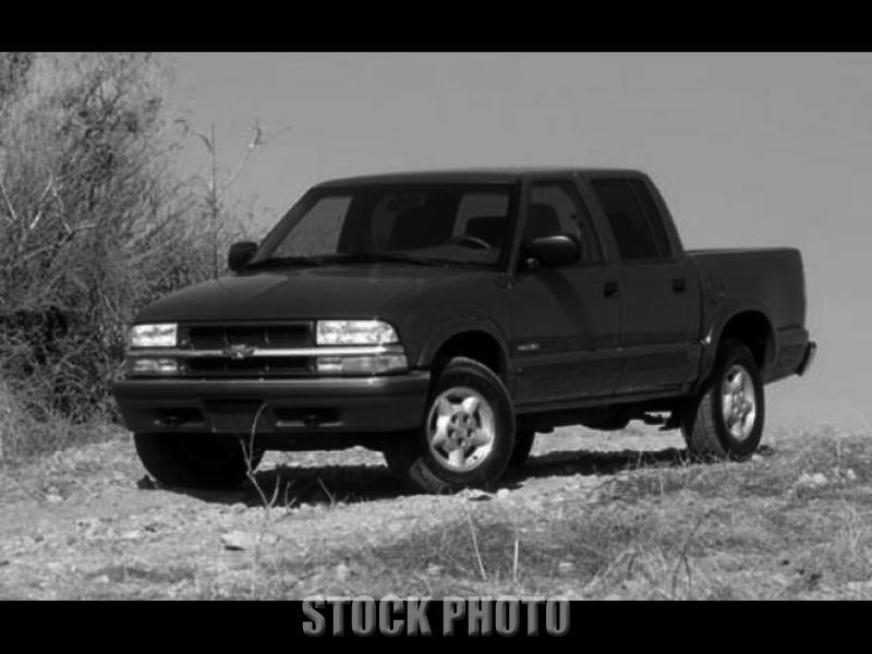 Used 2004 Chevrolet S-10 LS