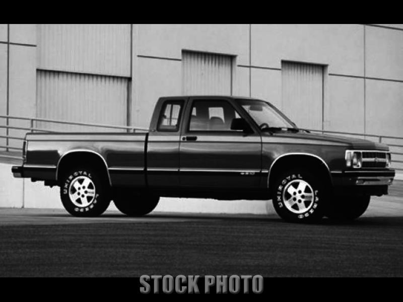 Used 1991 Chevrolet S10 Pickup Ext. 4x4