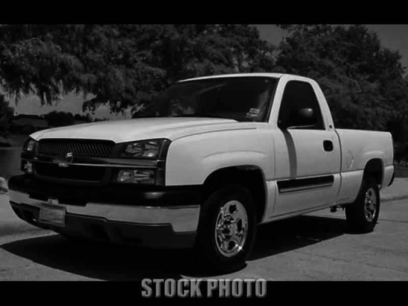 Used 2005 Chevrolet Silverado 1500 Base