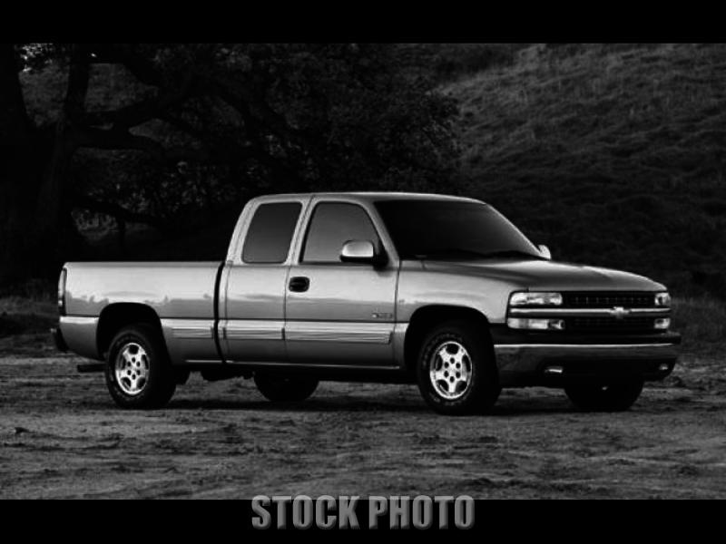 Used 2001 Chevrolet Silverado 1500 EXT CAB 143.5