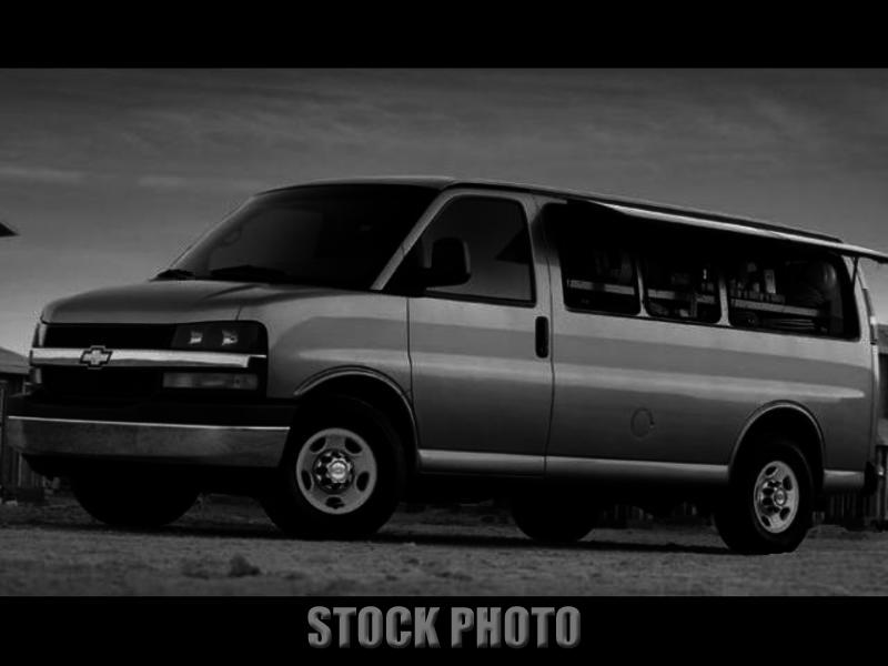 Used 2008 Chevrolet Express 2500 Cargo