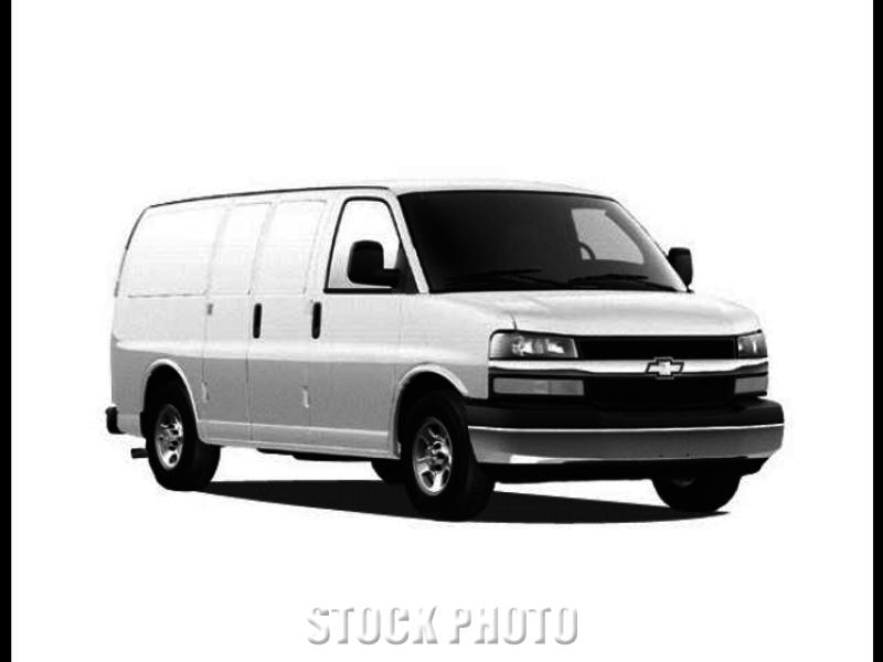 Used 2009 CHEVROLET EXPRESS 2500