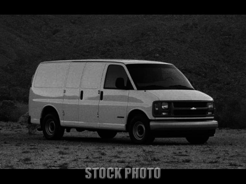 Used 1999 CHEVROLET EXPRESS G3500
