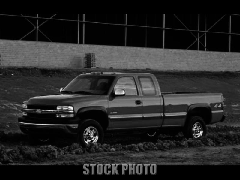 Used 2001 Chevrolet Silverado 2500HD