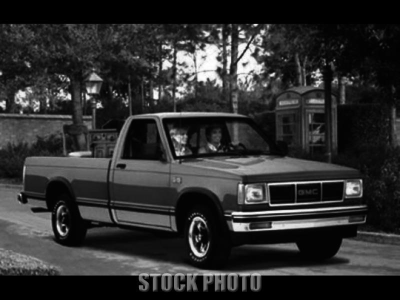 Used 1991 GMC Sonoma Syclone 6' AWD Truck