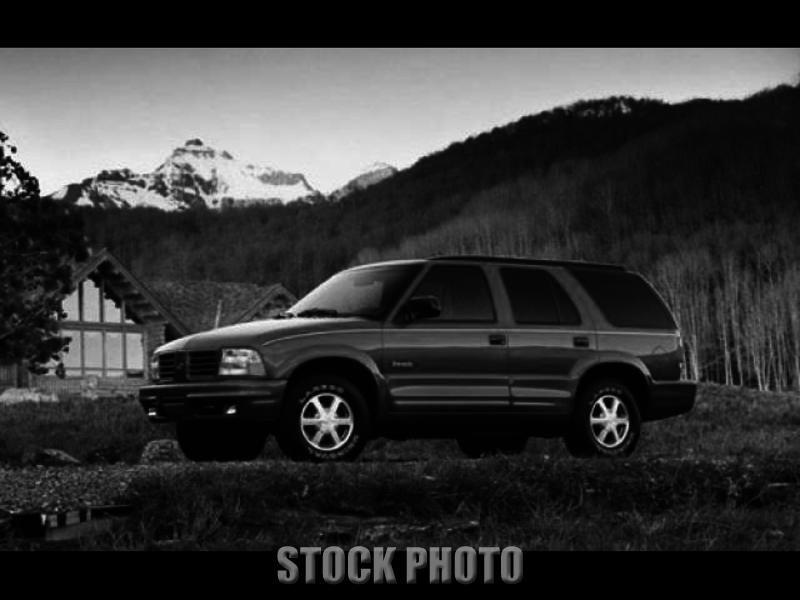 Used 2000 Oldsmobile Bravada AWD