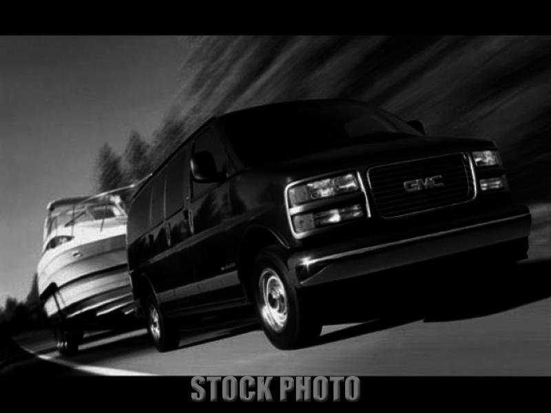 Used 2002 GMC Savana 2500