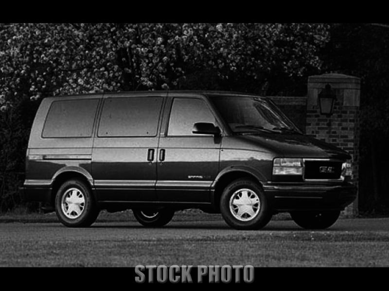 Used 1996 GMC Safari Passenger Van
