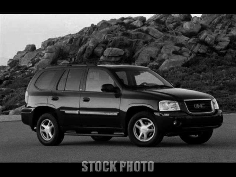 Used 2002 GMC Envoy