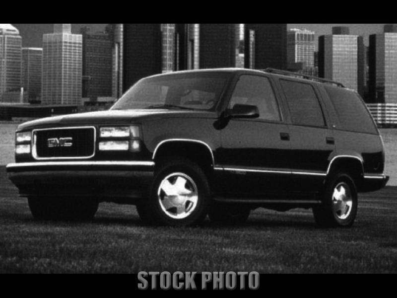 Used 1998 GMC Yukon SLE