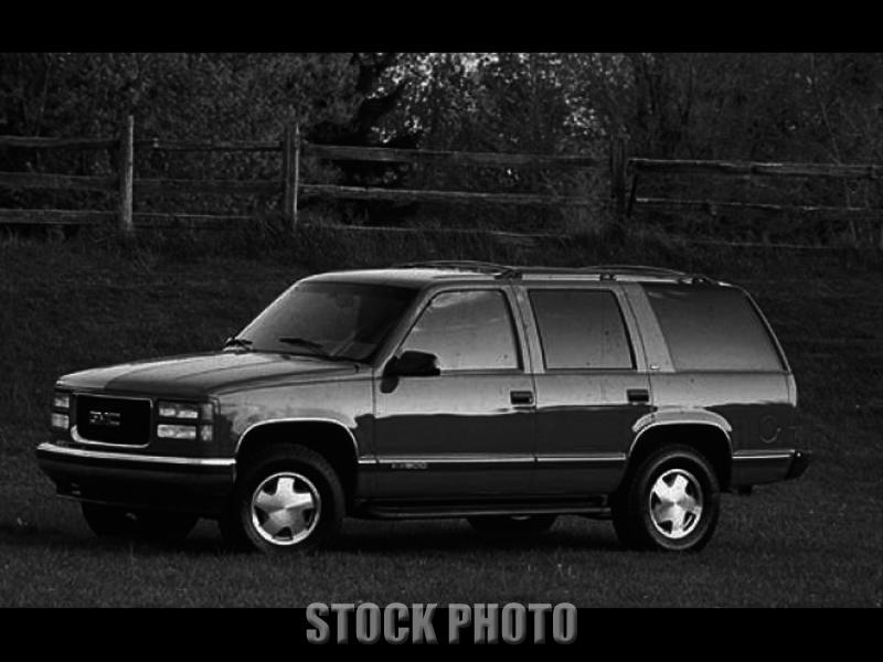 Used 1996 GMC Yukon SUV