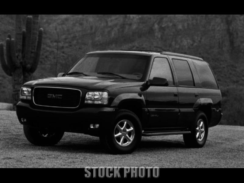 Used 1999 GMC Yukon